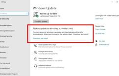 微软Windows 10 2020年10月更新已进入发布预览